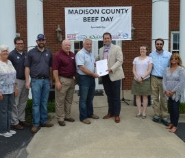 Madison County Beef Day