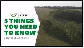 5 Things you need to know when Purchasing Land